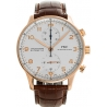 IWC Portuguese Automatic Mens 18K Rose Gold Watch IW371480