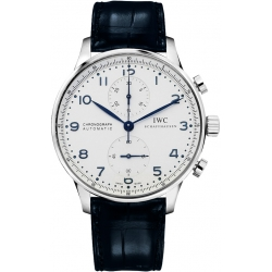 IWC Portuguese Automatic Chronograph Mens Watch IW371446