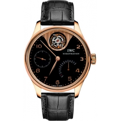 IWC Portuguese Automatic Tourbillon Rose Gold Watch IW504210