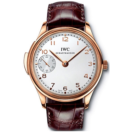 IWC Portuguese Minute Repeater Limited Edition Watch IW524202