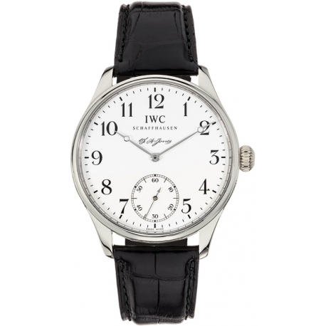 IWC Portuguese F.A. Jones Mens Hand Wound Watch IW544202
