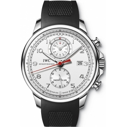 IWC Portuguese Yacht Club Automatic Mens Steel Watch IW390211