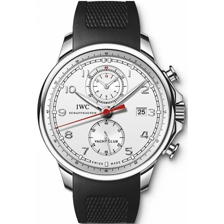 IWC Portuguese Yacht Club Automatic Mens Steel Watch IW390211