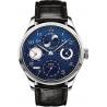 IWC Portuguese Perpetual Calendar White Gold Watch IW5021-21