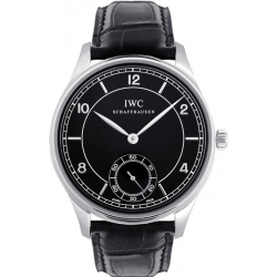 IWC Vintage Portuguese Hand Wound Mens Watch IW544501