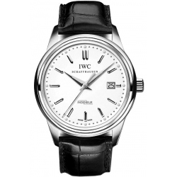 IWC Vintage Ingenieur Automatic Mens Platinum Watch IW323305