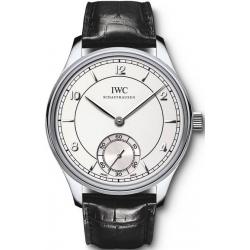 IWC Vintage Portuguese Hand Wound Platinum Watch IW544505