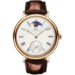 IWC Vintage Portofino Hand Wound Rose Gold Watch IW544803