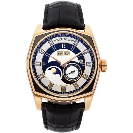 Roger Dubuis La Monegasque Perpetual Calendar Watch DBMG0006