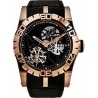 Roger Dubuis Diver Tourbillon Rose Gold Watch SED48-02SQ-51-00/09000/B1
