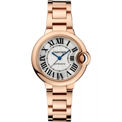 Ballon Bleu de Cartier 33 mm 18K Pink Gold Watch W6920096