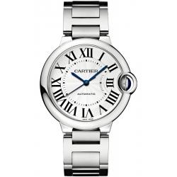 W6920046 Ballon Bleu de Cartier 36 mm Automatic Steel Bracelet Watch