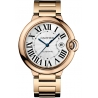 WGBB0016 Cartier Ballon Bleu 42 mm 18K Pink Gold Bracelet Watch