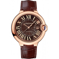 Ballon Bleu de Cartier 42 mm Chocolate Dial Watch W6920037