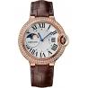 WJBB0027 Cartier Ballon Bleu Moonphase 37mm 18K Pink Gold Watch