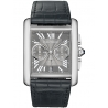 W5330008 Cartier Tank MC Chronograph Large Gray Dial Mens Watch