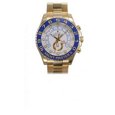 Rolex Oyster Perpetual Yacht-Master II Mens Watch 116688-WAO