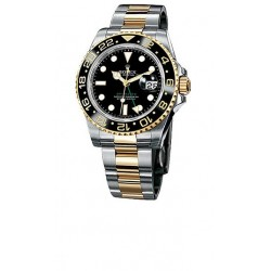 Rolex Oyster Perpetual GMT Master II Mens Watch 116713-BSO