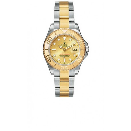 Rolex Oyster Perpetual Yachtmaster Unisex Watch 168623-CSO