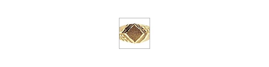 10K 14K 18K Gold Rings