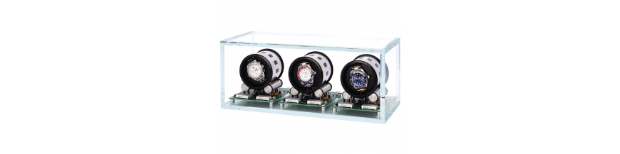 Triple Automatic 3 Watch Winders