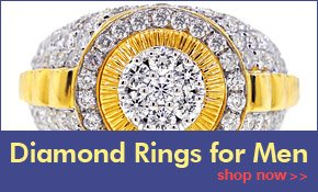 Diamond Rings for Men
