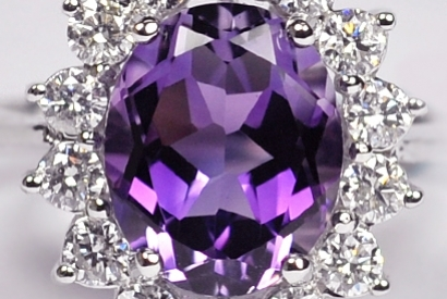 Amethyst Gemstone Jewelry: Meaning of February Birthstone