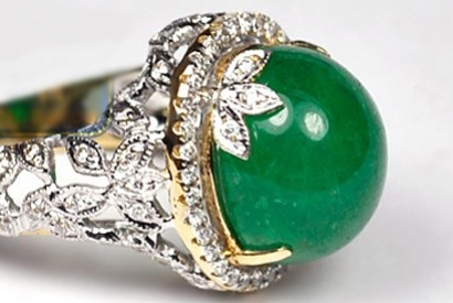 Green Emerald Jewelry: Birth Gemstone of May